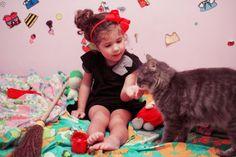 Kiki la petite sorcière d'Halloween | Poulette Magique Halloween, Cats, Animals, Couture, Pop, Magic, Wool, Gatos, Animales