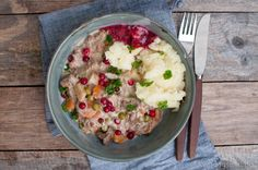 Fall Recipes, Risotto, Bacon, Food And Drink, Ethnic Recipes, Autumn, Fall, Pork Belly