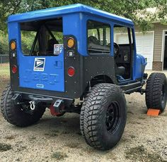 Mail Jeep