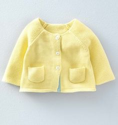 Our Cosy Baby Cardigan is perfect for your little one, wear now straight into the spring season // $29.25