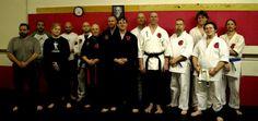 Kempo seminar featuring Dusty Seal, Memphis Martial Arts #MemphisMartialArtsCenter