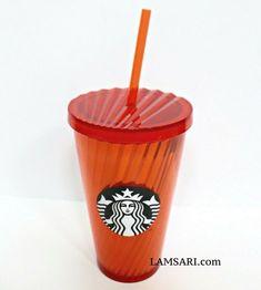 Starbucks Halloween, Tumbler, Cold, Orange, Mugs, Bottle, Tableware, Dinnerware, Drinkware