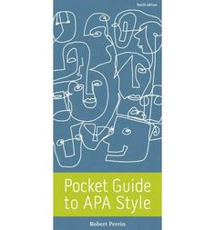 Pocket guide to APA style / Robert Perrin. 5th ed. (2015)