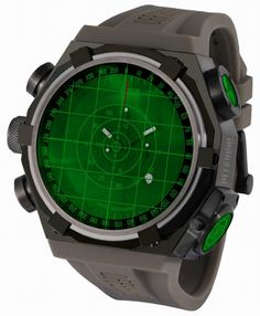 Offshore Limited Force 4 Sonar watch