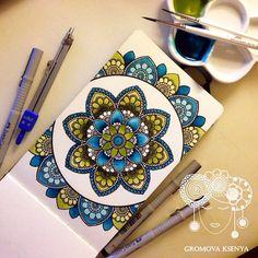 Las etiquetas más populares para esta imagen incluyen: art, mandala y drawing