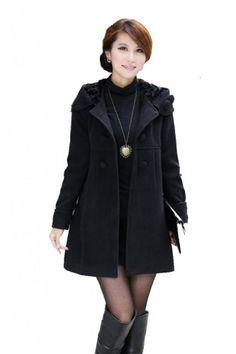 Shineray Womens Wool Hood Coat, Black, Large Shineray,http://www.amazon.com/dp/B00AHA539Q/ref=cm_sw_r_pi_dp_-KT8rb1VPQNNKH52