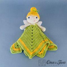 Fairy Security Blanket Crochet Pattern
