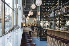 Bronda Restaurant by Futudesign in Helsinki - NordicDesign