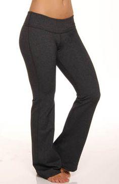 7ff1b2e63330 Beyond Yoga Supplex Heather Gray Original Pant Heather Grey