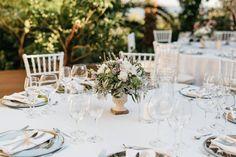 Summer FLower Wedding Decoration phoot: Mateja Vrcković wedding planner: weddings in split