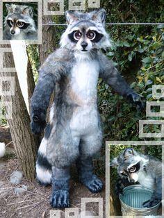 custom creature costumes | Beastcub Creations