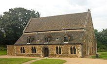 Oakham Castle - Wikipedia Castle, Cabin, House Styles, Building, Home Decor, Decoration Home, Room Decor, Cabins, Buildings