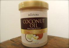 kokosnootolie als conditioner voor droog haar