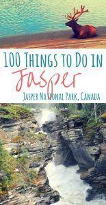 Ultimate Jasper Bucket List Ultimate bucket list for Jasper National Park in Alberta, Canada Canada National Parks, Jasper National Park, Parks Canada, Parc National, Banff National Park, Canada Canada, Jasper Canada, Canada Trip, Banff Canada