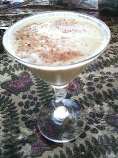 Alexander - cognac, creme de cacao, cream