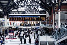 Liverpool Street station@LONDON2014