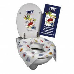 Una tovaglietta igienica per proteggere i bambini (e gli adulti!) dai germi nei bagni pubblici