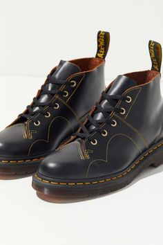 360f2169dfe Dr. Martens Church Vintage Smooth Boot