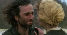 This is the scene between Elizabeth and John Proctor. The people from the court let them out to confess to witch craft and if they didn't they were going to be hung