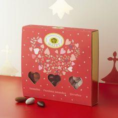Confiserie boite cœur, Mini labo, mazet, coeur, heart, love