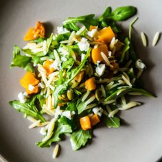 Favorite Fall Orzo Salad Recipe on Food52 recipe on Food52