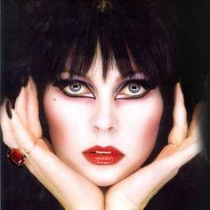 Elvira's Magic Ruby Ring Elvira Jewelry Mistress of the Elvira Makeup, Cassandra Peterson, Dark Beauty, Gothic Beauty, Manado, Elvira Movies, Divas, Gothic Rings, Gothic Jewelry