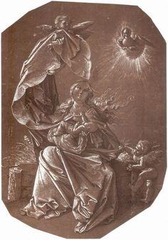 Baldung Grien, Hans: Madonna mit Kind c.1516