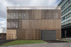 Antonini + Darmon Architectes — SMMPC — Image 8 of 21 - Divisare by Europaconcorsi