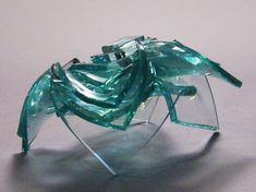 Spider Woman - Glass Sculpture Daniela Forti