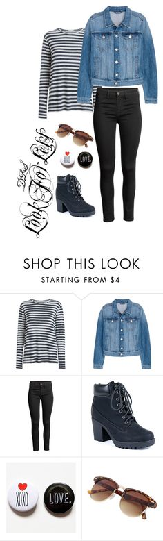 """""""DLS Look For Less #1"""" by kriaaaa on Polyvore featuring Reneeze"""