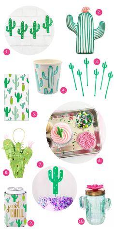 Cactus Party | Shop Sweet Lulu