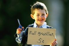 Finding a career that's fulfilling. | 25 Kids Who Know The Secret To Happiness