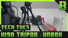 @Manfortto_UK #Manfortto #x190tripod #VideoHardware #TechTues  This is part of my Tech Tuesday Videos where each Tuesday I release videos Reviews Unboxing and Giving my first impressions on how I find them. This week is on The Manfrotto x190 Fluid Head Tripod where we unbox it and compare it to the amazon basic tripod for panning comparison. Manfrotto x190 Fluid Head Tripod Link @ http://ift.tt/2oxODAR Product Description Experience the shooting freedom and fluid capturing in a compact…