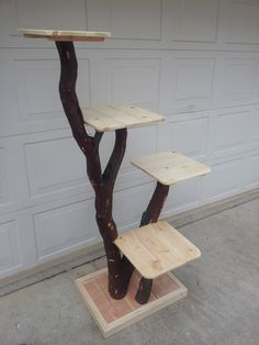 Cat tree or Cat Playground. $245.00, via Etsy.