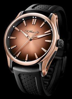 H. Moser & Cie. Pioneer Centre Seconds - Премьера новой коллекции спортивных часов от Мозер | Luxurious Watches