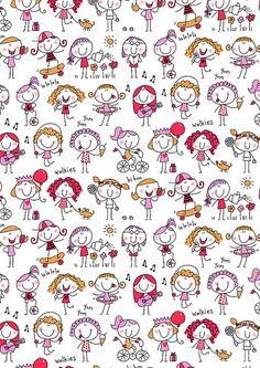 37 GIRLS GIRLS GIRLS   helenpickup.blogspot.com artwork avai…   HELEN PICKUP   Flickr