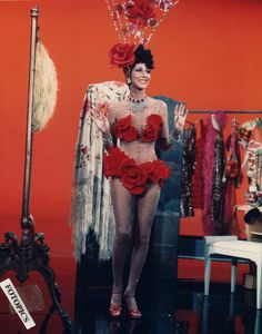 Cher in a skit from the Sonny & Cher comedy hour