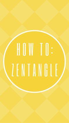 Zentangle, Movie Posters, Home Decor, Decoration Home, Zentangle Patterns, Room Decor, Film Poster, Home Interior Design, Zentangles