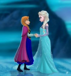 """Amanda Rodriguez's post """"Frozen"""" Disney's First Foray into Feminism"""" re-posted on Fem2.0"""