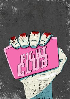 Don't talk about Fight Club...