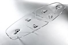 Liquid Glacial Tables for David Gill Galleries / Zaha Hadid #milandesignweek2013