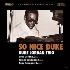 Duke+Jordan+Trio+So+Nice+Duke+LP+180+Gram+Vinyl+Tohru+Kotetsu+JVC+Harmonix+Master+Sound+Japan+2017+-+Vinyl+Gourmet