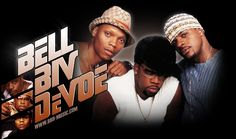 Bell Biv Devoe. Never trust their big butts either..