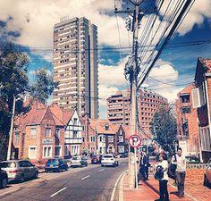 Quinta Camacho, localidad de Chapinero en Bogotá
