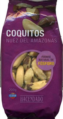 Nueces de Brasil - Producto