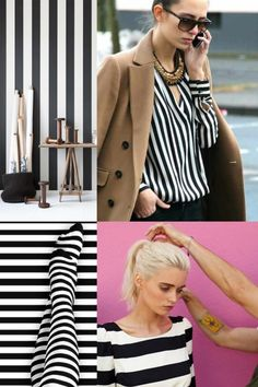 Bloggers Do B Stripes Better