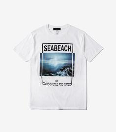 SEABEACH Streetwear T-Shirt