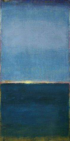 Saatchi Online Artist: Monica Shelton; Acrylic, Painting First Light (22034) $2,400.00