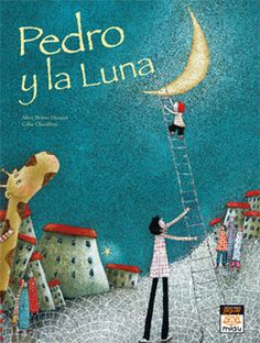 Peter and the Moon : Alice Briere-haquet : 9782733819401 Alice, Chez Laurette, Pre-school Books, Atlas Book, French Kids, Reading Rainbow, Kids Story Books, Sistema Solar, Big Picture