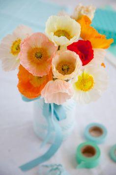 My favorite...poppies.